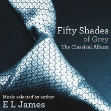 CAPITOL RECORDS/EMI MUSIC NORWAY UTGIR FIFTY SHADES OF GREY - THE CLASSICAL ALBUM