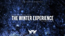 Hotellrum och entré till The Winter Experience på Clarion Hotel Post