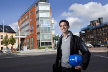 Hållbara byggnader - bra för miljön, bra för affärerna