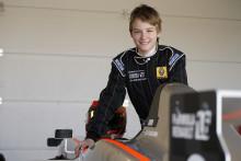 Tjäder skyndar långsamt i Formel Renault 1,6 – siktar mot toppen 2014