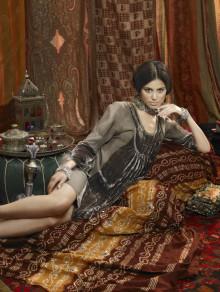 KappAhl inspireras av orientens mystik i nya Vintage Stories