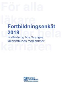 Fortbildningsenkät 2018