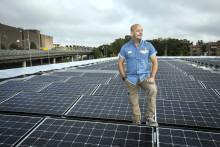 OKQ8 Scandinavia fortsätter att satsa på solceller