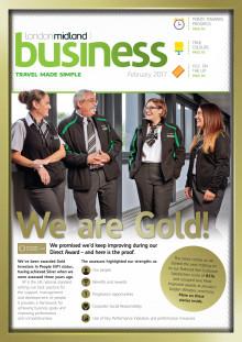 London Midland Business  February 2017