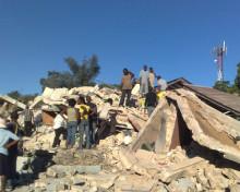 Läkarmissionen hjälper Haiti