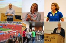SM2013 i Friidrott bjöd på inspirerande föreläsningar