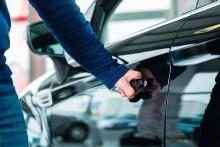 Nyregistrerade bilar minskade med 18,1 procent i mars