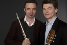 Sopplunchkonsert med Tobias Carron och Per Skareng