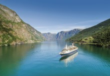Fred. Olsen Cruise Lines launches new 'Virtual Cruising' programme to make the joys of discovering the world available to guests at home