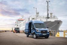 So fortschrittlich und produktiv wie nie zuvor: Ford enthüllt auf der IAA in Hannover den neuen Transit