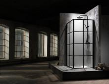 Empire – en duschserie med nyskapande och industriell design