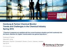 Studie in der chemischen Industrie zeigt: Chancen der Digitalisierung noch nicht vollumfänglich erkannt