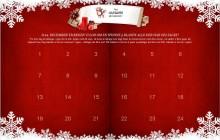 Krak gemmer julegaver i hele landet i sin digitale julekalender