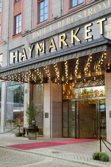 Haymarket valt till Bästa Enskilda Hotell under Grand Travel Awards