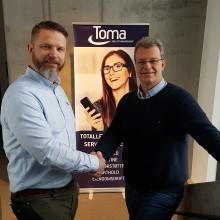 NEAS Teknisk Drift (TOMA) - Først i Norge innen BRANNSIKKERHET
