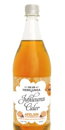 Vinterns smak från Herrljunga Cider – en gyllene julklassiker