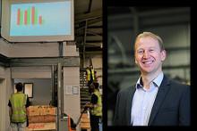 Neue Technologien schaffen neue Möglichkeiten für Lesjöfors' Werke in Großbritannien