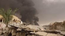 Få et smugkig på Sebastian Jungers dokumentar HELL ON EARTH om flygtningekrisen i Syrien.