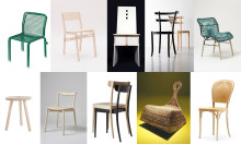 Möt finalisterna i den nordiska designtävlingen Sustainable Chairs