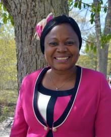 Sylvie Ndongmo till Mänskliga Rättighetsdagarna