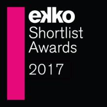 Her er de nominerede til Ekko Shortlist Awards 2017