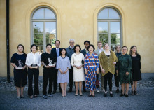 ​Korea + Sweden Young Design Award – prisceremoni hos Svensk Form