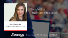 "Taler #4 på Mynewsday: ""Historien bag succes kampagnen - The DNA Journey"""
