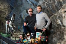 Bergrummet i Stockholm blir nytt leksaksmuseum