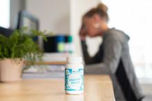 Motverka stress med nytt kosttillskott