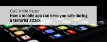 How a mobile app can keep you safe during a terrorist attack