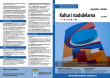 Kultur i stadsdelarna nr 3 2012