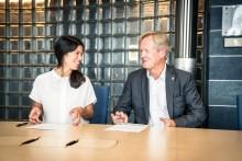 Sporveien signerer klimakontrakt med Oslo kommune