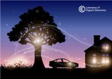 LiU-forskare skapar elektroniska växter