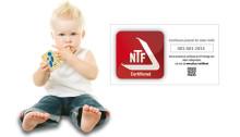 NTF lanserar unikt certifieringsprogram för barnsäkerhet i bil