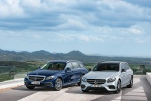 Auto Awards 2016: Mercedes-Benz nye E-Klasse løber med titlen som årets firmabil