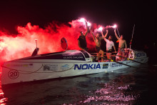 Ocean Signal: Ocean Signal-Backed Carbon Zerow Becomes First  Carbon Neutral Team to Row the Atlantic
