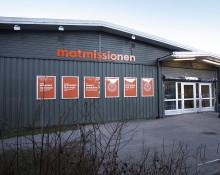 Coca-Cola medfinansiär till öppnandet av Sveriges första social superstore