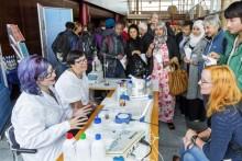 ForskarFredag Skellefteå - Internationellt, nytt och tänkvärt