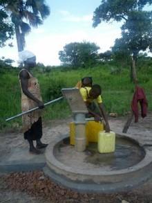 Eden stödjer World Water Day genom att bidra till rent vatten i Afrika