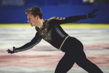 Rekorddebut för Alexander Majorov i OS – slutade på 14:e plats
