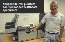Neopost deliver puurfect solutions for pet healthcare specialist Animal Healthcare