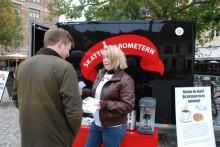 Kampanj i Göteborg: Hur högt är ditt skattetryck?
