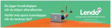 Lendo lanserar nytt reklamkoncept i Sverige
