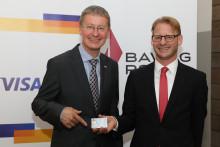 Erfolgreiche Markteinführung: Visa bringt V PAY nach Österreich
