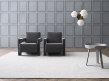 KASTHALL'S DESIGN CLASSIC  IS RENEWED WITH A RADIANT FINISH