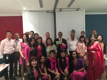 """Celebrating diversity and making it happen"" K-C APAC HQ Marks International Women's Day"