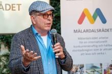 Jan Scherman utses till Årets Mälardarling
