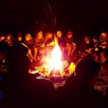 Scouterna tar TV-brasan till nästa nivå – Livesänder tre dygn från en lägereld
