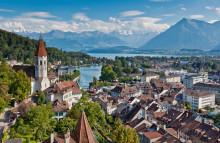 Thun, Biel, Solothurn und Baden – entlang von Aare und Limmat die feinen Städte der Schweiz entdecken