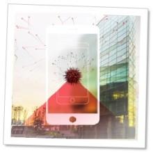 Check Point avslöjar: 100 % av 850 globala organisationer har utsatts för mobilattacker